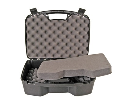 "MTM Quad Pistol Case 15.5"" Black"