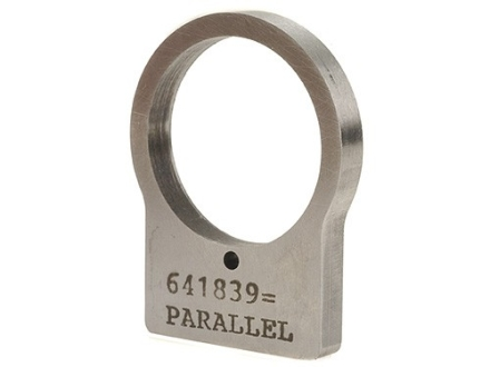 "PTG Recoil Lug Remington 700, Savage 110 Parallel Sides 1/4"" Thick Stainless Steel"