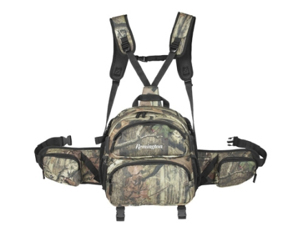 Remington Journey Fanny Pack Nylon Mossy Oak Break-Up Infinity Camo