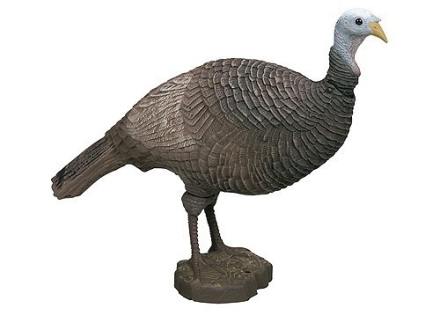Flambeau Motion Hen Turkey Decoy Polymer