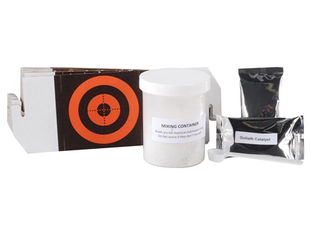 Tannerite Goliath Rimfire Exploding Target Package of 8
