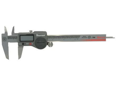 """Starrett 798 Electronic Caliper 6"""" Stainless Steel"""