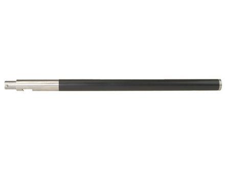 "Volquartsen Barrel Ruger 77/22 22 Long Rifle THM Tension .920"" Diameter 1 in 16"" Twist 16-1/4"" Aluminum Sleeve Black"