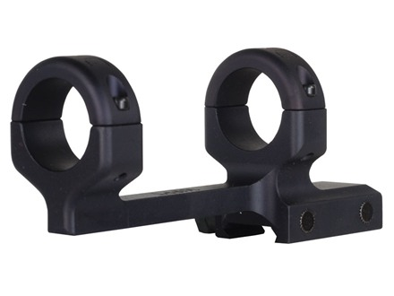 "DNZ Products Freedom Reaper 5.56 Forward Ring 1-Piece Scope Base with 1"" Integral Rings AR-15 Flat-Top Matte"
