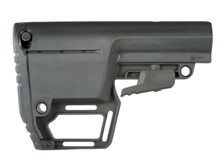 Mission First Tactical Battlelink Utility Collapsible Buttstock AR-15, LR-308 Polymer