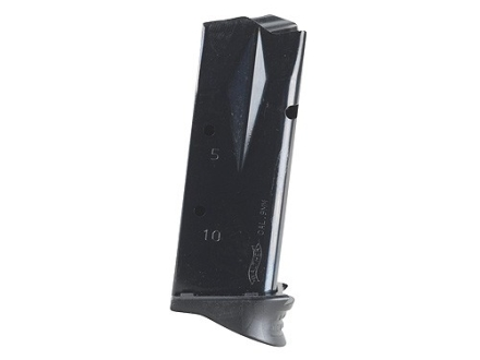 Walther Magazine Walther P99 Compact 9mm Luger 10-Round Steel Blue with Finger Rest