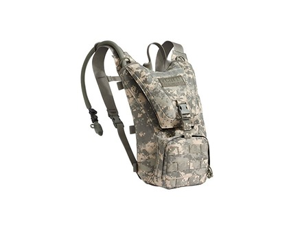 CamelBak Ambush Mil-Spec Antidote Short Backpack with 100 oz Hydration System Nylon Army Universal Camo