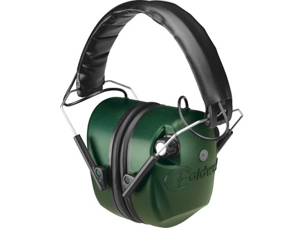 Caldwell E-MAX Electronic Earmuffs (NRR 25dB) Green