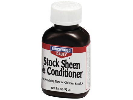Birchwood Casey Stock Sheen & Conditioner 3 oz