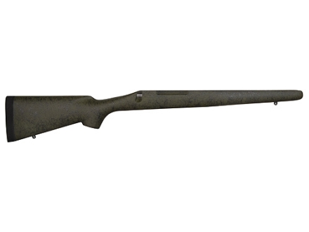 Bell and Carlson Alaskan II Rifle Stock Remington 700 BDL Long Action Magnum Barrel Channel with Full Length Aluminum Bedding System Synthetic