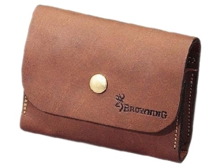 Browning Choke 4-Tube Choke Tube Case Leather Tan