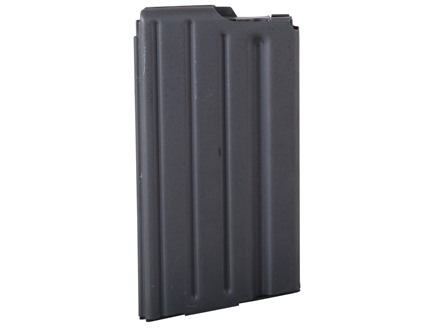 AR-Stoner Magazine LR-308, SR-25 .308 Winchester 20-Round with Anti Tilt Follower Stainless Steel