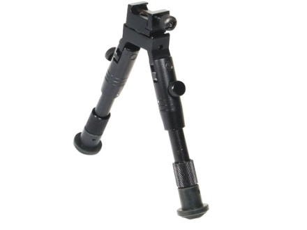 "GMG Bipod Picatinny Rail Mount 9"" to 11"" Black"