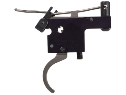 Timney Rifle Trigger Ruger 77 with Tang Safety 1-1/2 to 3-1/2 lb Nickel Plated