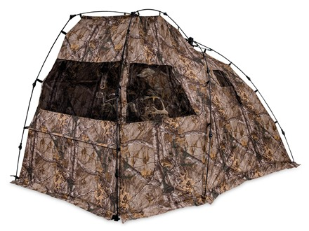 "Ameristep Lightspeed Spider Ground Blind 75"" x 75"" x 67"" Polyester Realtree Xtra Camo"