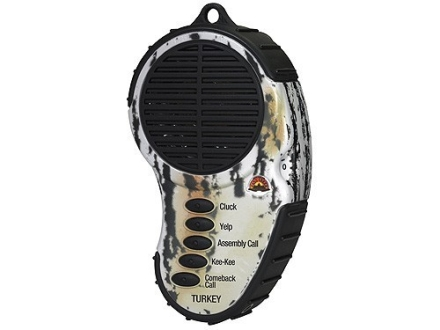 Cass Creek Ergo Electronic Turkey Call with 5 Digital Sounds