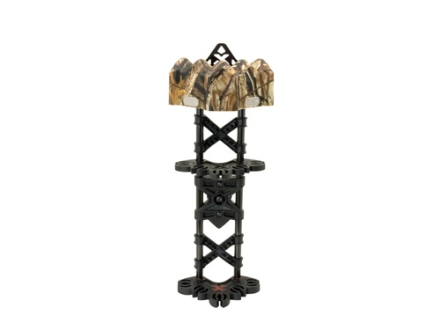 Archer Xtreme Carbon Helix 5-Arrow Detachable Bow Quiver