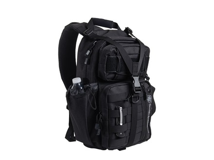 Smith & Wesson M&P Lite Force Tactical Backpack Nylon Black