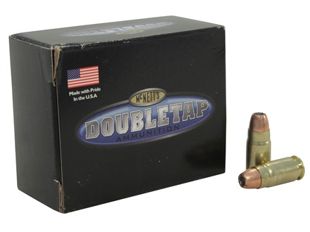 Doubletap Ammunition 357 Sig 147 Grain Jacketed Hollow Point