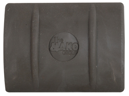 Mako Full Profile Picatinny Rail Cover Short Polymer Olive Drab Package of 3