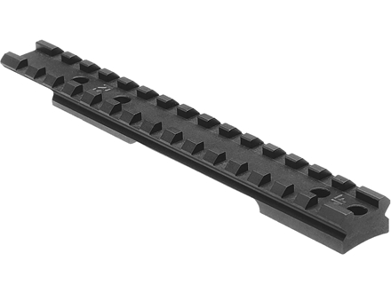 Nightforce 1-Piece 20 MOA Picatinny-Style Scope Base HS 700 Long Action (8-40 Screws) Matte