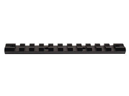 Millett 1-Piece Picatinny-Style Base Remington 870 (Pre-Drilled Receiver) Matte