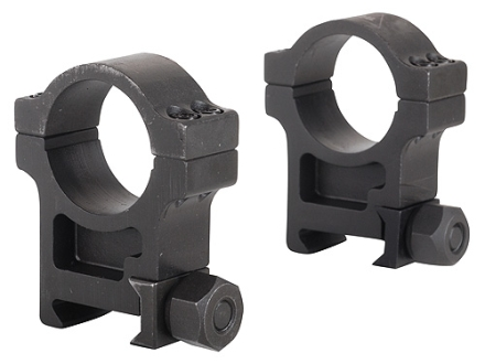 Trijicon Accupoint Steel Picatinny-Style Rings Matte