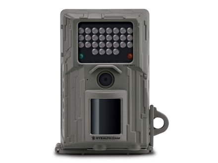 Stealth Cam E28 Infrared Game Camera 7 Megapixel Gray