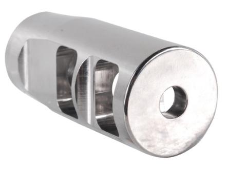 "JP Enterprises Bennie Cooley TactiCal Muzzle Brake 223 Caliber 1/2""-28 Thread .875"" Outside Diameter"