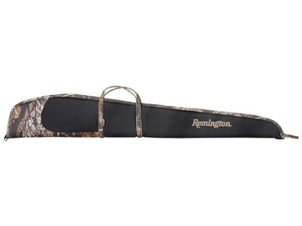 "Remington Shur Shot Shotgun Gun Case 52"" Nylon Black and  Camo"