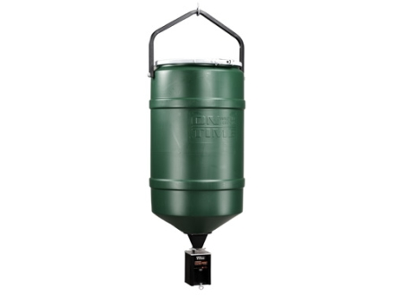 On Time Tomahawk Ultra Hunt 30 Gallon Hanging Game Feeder Combo