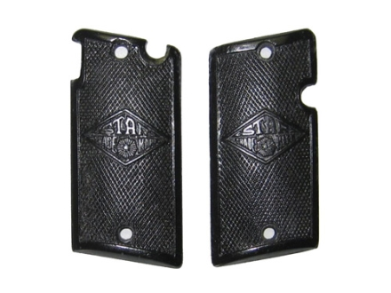 Vintage Gun Grips Star CO Type 2 25 ACP Polymer Black
