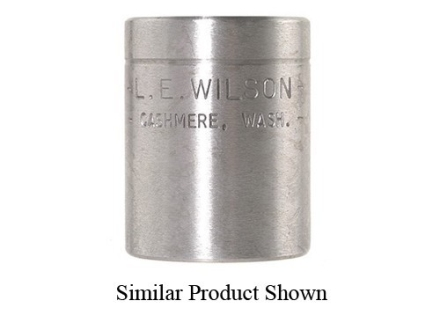 L.E. Wilson Trimmer Case Holder 6.5x55mm Swedish Mauser, 7.65mm Argentine Mauser