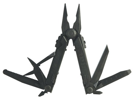 Gerber MP Freehand Multi-Tool Black with Berry-Compliant Sheath