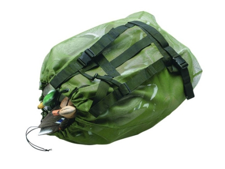 Flambeau Square Bottom Decoy Bag Polyester Mossy Oak Duck Blind Camo