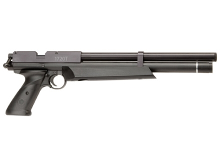 Crosman 1720T PCP Competition Air Pistol .177 Caliber PCP Bolt Action Polymer Stock Black
