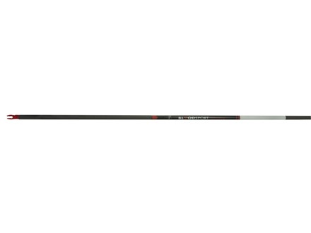 Bloodsport Impact Hunter 350 Carbon Arrow Black