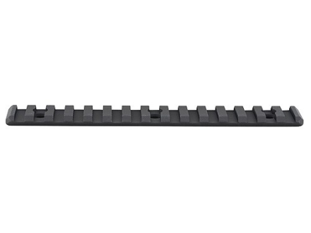 "Yankee Hill Machine Picatinny Rail  6"" Fits Yankee Hill Customizable 2-Piece Carbine Length Handguard Aluminum Matte"