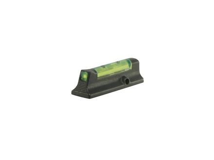 HIVIZ Front Sight Ruger LCR Steel Fiber Optic Green