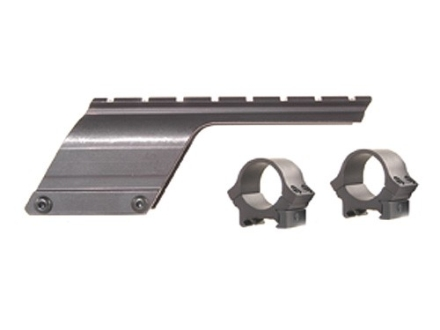"B-Square Shotgun Saddle Mount with 1"" Rings Remington 870 12 and 20 Gauge (Serial Number X/N), Express 12 Gauge 3-1/2"" and 3"" Blue"