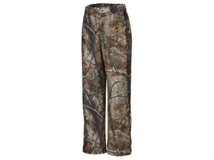 "Columbia Sportswear Men's Whisper Scout Pants Polyester Realtree AP Camo 2XL 44-46 Waist 33-1/2"" Inseam"