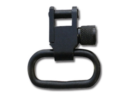 "GrovTec Locking Sling Swivels 1"" Steel Black (1 Pair)"