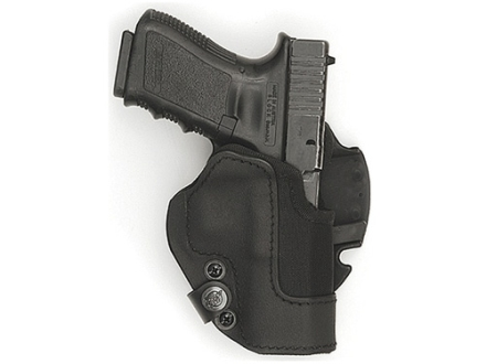 "Front Line KNG Belt Holster Right Hand Springfield XD 9/40 Service 4"" Kydex Black"