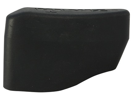 "HIVIZ Recoil Pad Slip-On fits 4-1/2"" to 4-11/16"" High x 1-3/8"" to 1-1/2"" Wide x 1"" Thick Rubber Black Small"