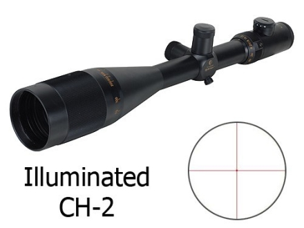 Nightforce Benchrest Rifle Scope 30mm Tube 12-42x 56mm  Adjustable Objective Illuminated CH-2 Reticle Matte