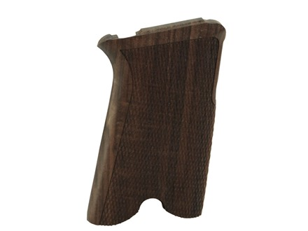 Hogue Fancy Hardwood Grips Ruger P85, P89, P90, P91 Checkered Pau Ferro
