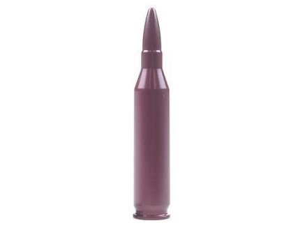 A-ZOOM Action Proving Dummy Round, Snap Cap 243 Winchester Aluminum Package of 2