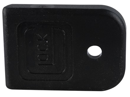 Glock Magazine Base Pad Glock 17, 19, 22, 23, 24, 25, 26, 27, 28, 31, 32, 33, 34, 35, 37 Polymer