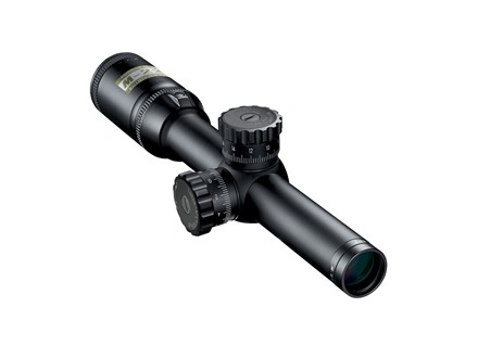 Nikon M-223 Rifle Scope 1-4x 20mm Interchangeable Turret Matte