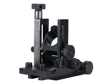 "Leatherwood Hi-Lux William Malcolm Precision Long Range 3/4"" Ring-Mounts 1/4 MOA Adjustments Matte"